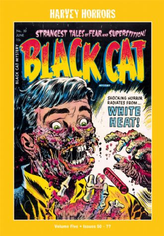 Harvey Horrors Softies - Black Cat Mystery (Vol 5)